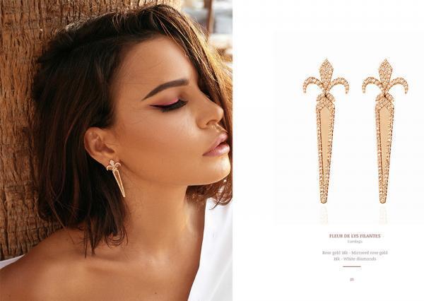 LOOKBOOK Mimia LeBlanc Jewelry