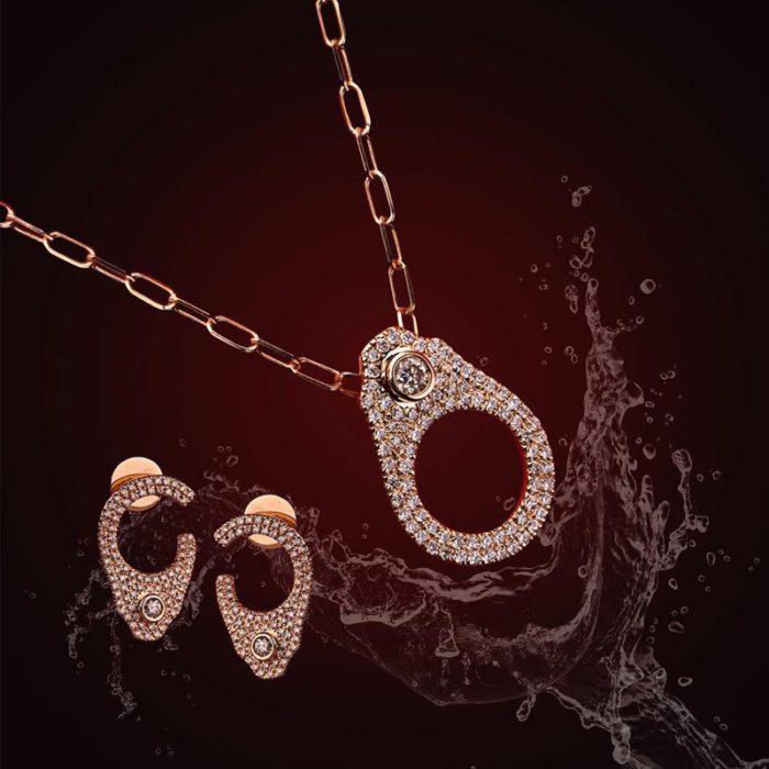 Mimia LeBlanc Pull Tab Earrings