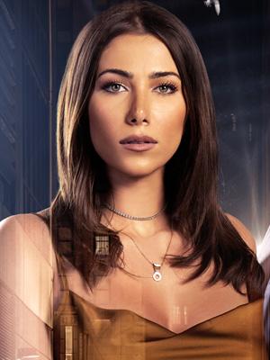 Gorgeous Daniella Rahme wearing Pull Tab Pendant